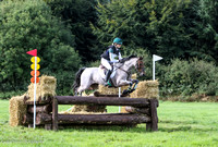 Ballindenisk International CIC1* Ponies cross