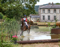 Camphire International CIC1* cross