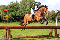 Ballindenisk International 17.9.2016 CNC1 6YO Class cross