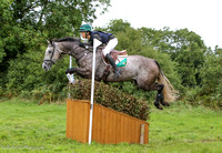 Ballindenisk International 17.9.2016 CCI2** cross
