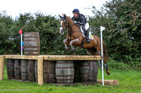 Ballindenisk International CIC3*** cross