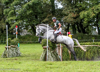 Ballindenisk  CIC3*** cross 26.9.2015