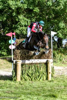 Ballindenisk CCI2** cross  26.9.2015