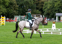 Ballindenisk International dressage CIC1* Ponies 16.9.2016