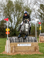 Ballindenisk International 24.4.2016 CIC1 and Pony cross
